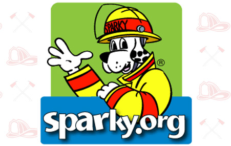 Sparky the Fire Safety Dog