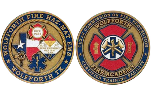Our Challenge Coin