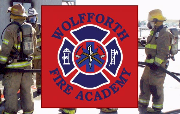 Wolfforth Fire Academy Logo